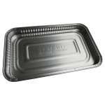 Aluminium drip tray top down