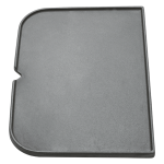 Force flat plate top down